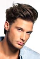 Male Hair Model