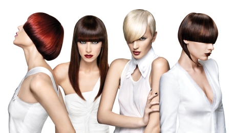 Hair Models Colour