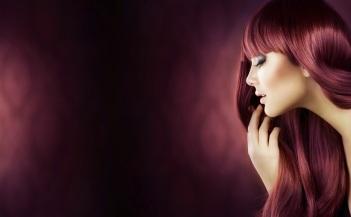 Long Straight Hair - Colour