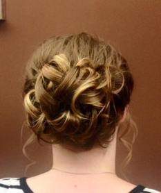 updo by bonnie