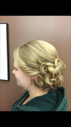 updo by erin