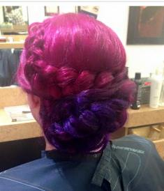 updo by jane